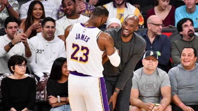 El mundo del deporte conmocionado tras la muerte de Kobe Bryant