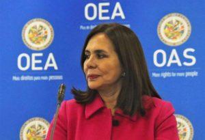 OEA sostendrá reuniones por transición democrática en Bolivia