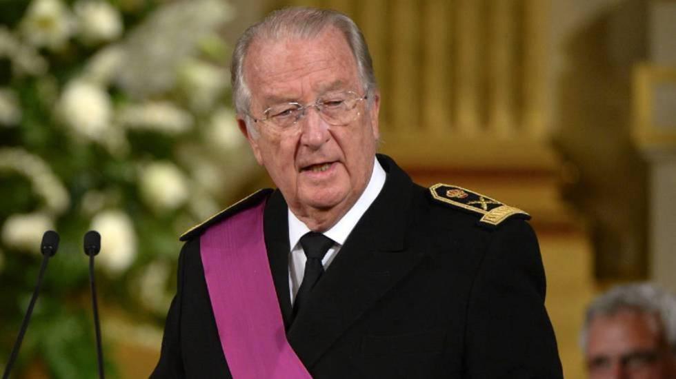 Rey Alberto II de Bélgica reconoció tener una hija fuera del matrimonio. Foto: El País