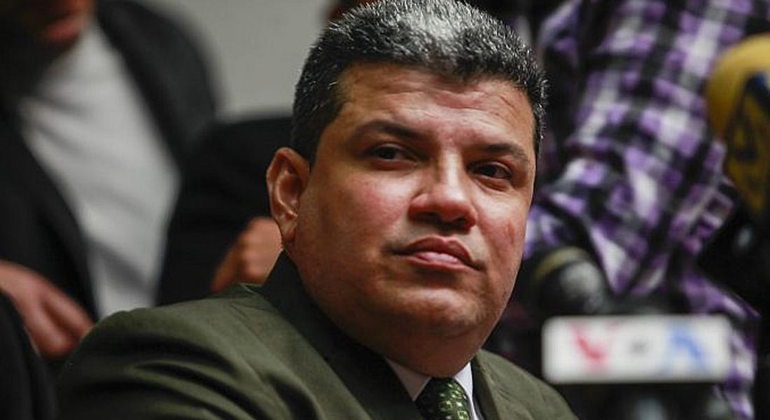 Luis Parra aseguró que lista de asistencia del 5 de enero fue robada. Foto: AVN