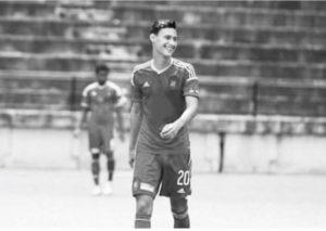 Futbolista Cristian Carrillo del Caracas FC falleció por problemas cardíacos