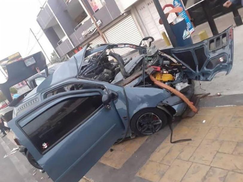 Accidente | Foto: Cortesía