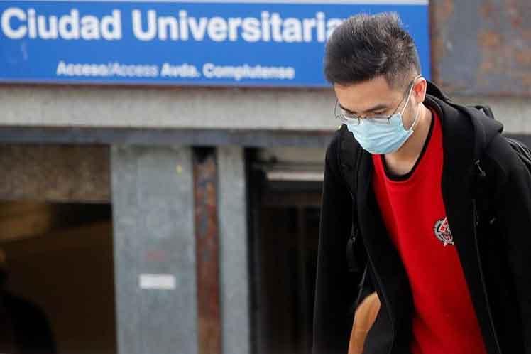 Récord de mueres en España por COVID-19: 836 personas en 24 horas