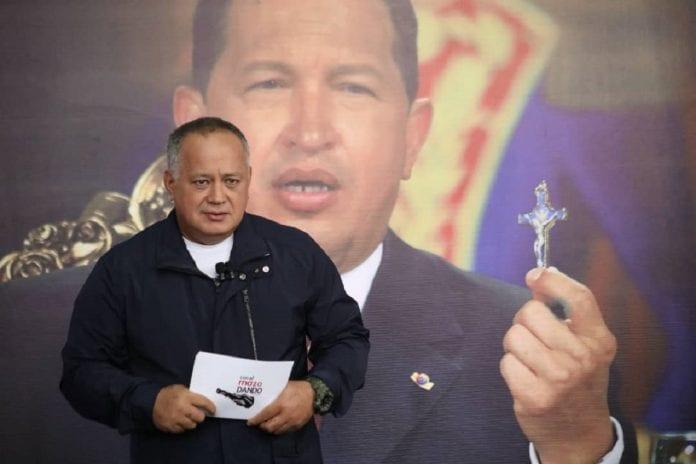Diosdado Cabello pidió prepararse ante el coronavirus   Foto: El Nacional