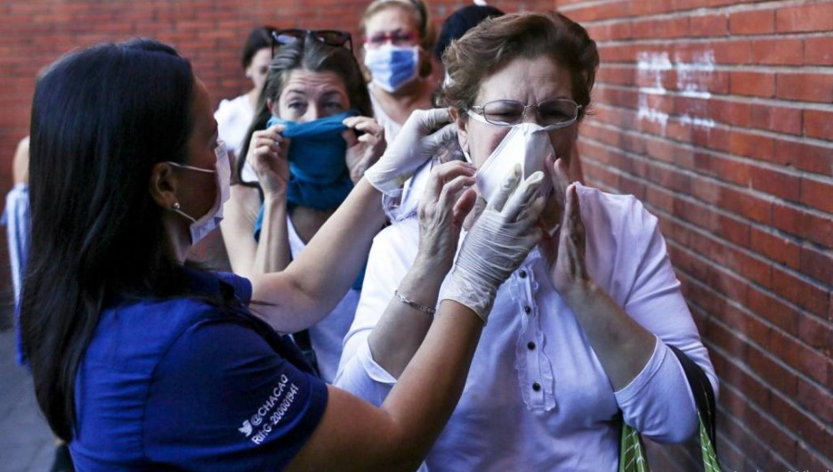 29 nuevos casos de coronavirus en Venezuela: 256 contagios en total