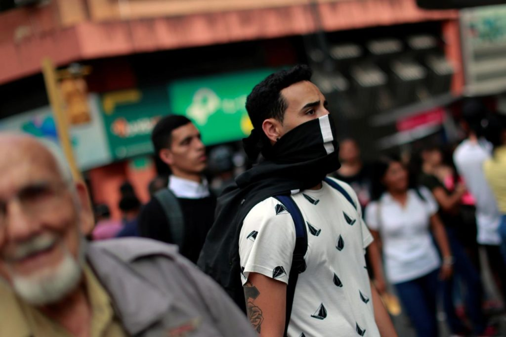 coronavirus-Venezuela   Foto: Cortesía