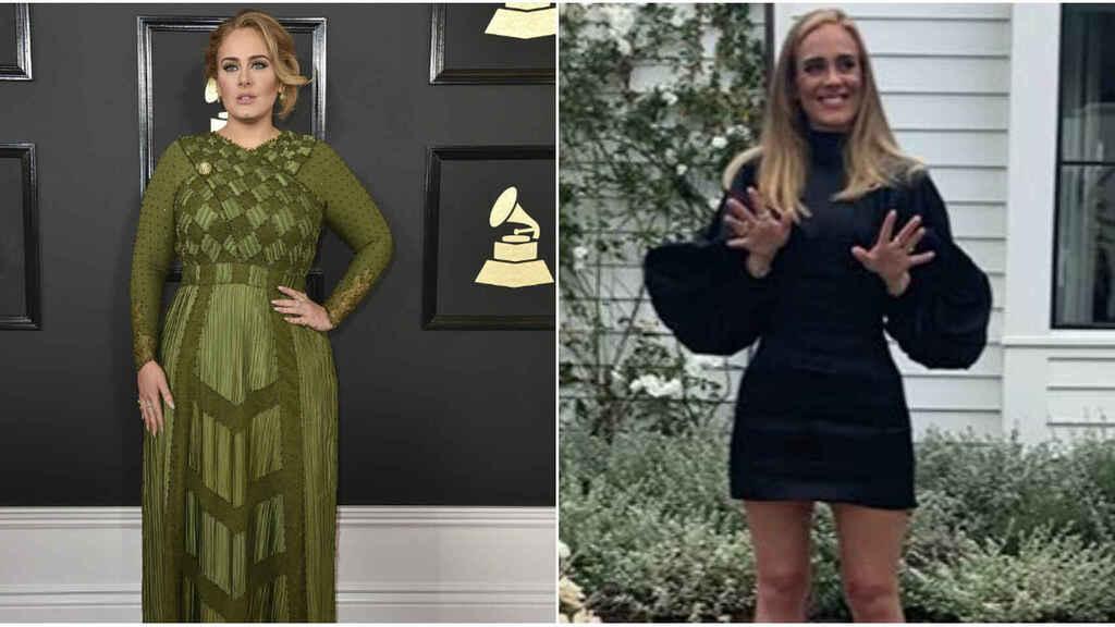 Cambios en Adele