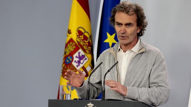 Epidemiólogo en España, Fernando Simón