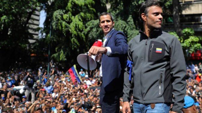 "Leopoldo López, de la cárcel al ""exilio"""
