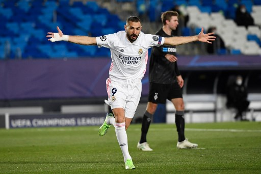 Real Madrid clasificó 'in extremis' a octavos de Champions League