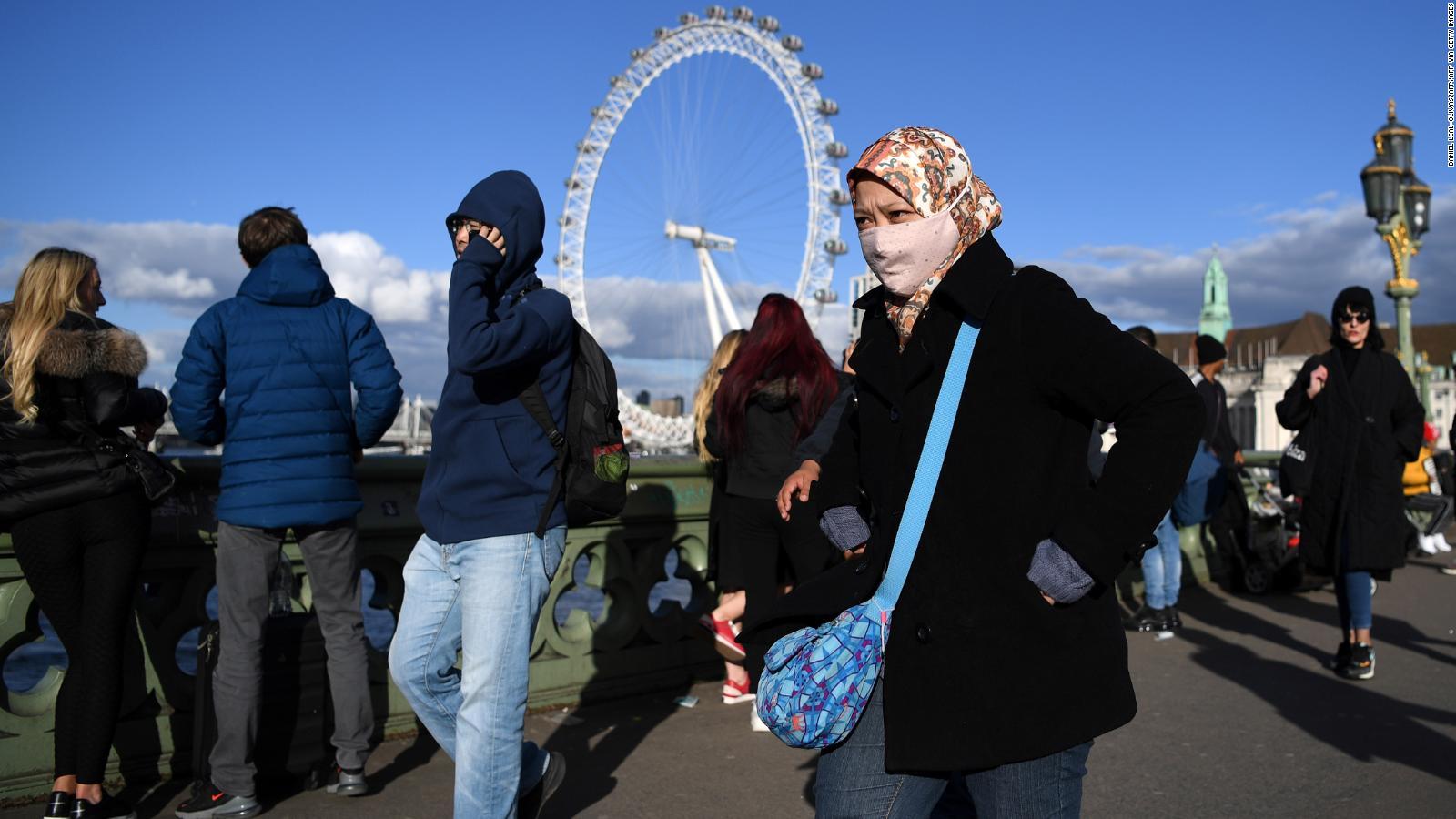 Gran Bretaña superó la barrera de los 60 mil fallecidos