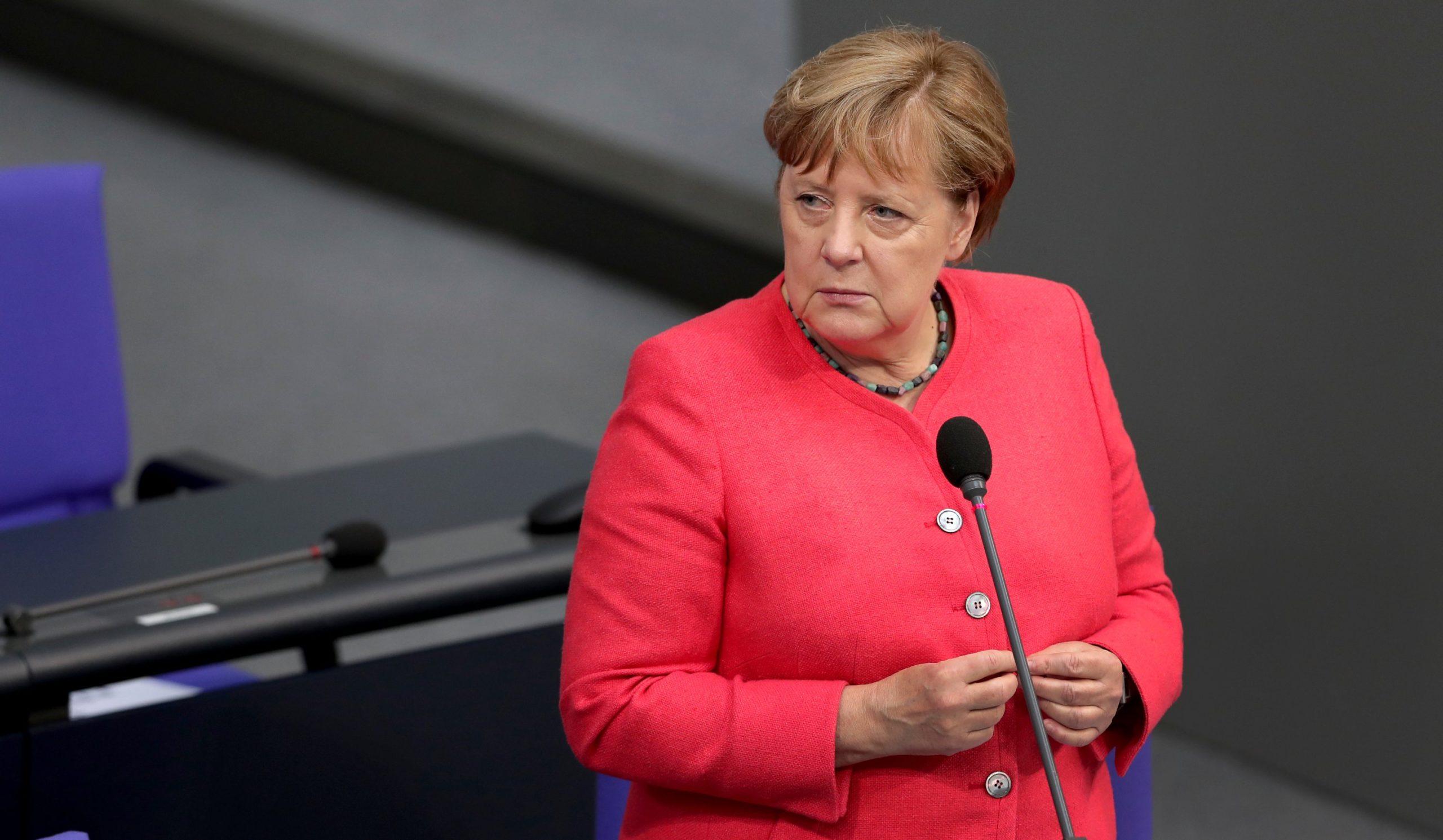 Alemania   Angela Merkel