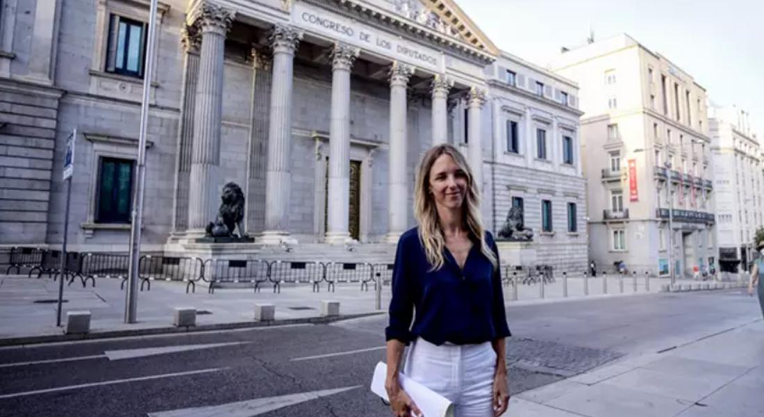 Cayetana Álvarez de Toledo condenó a Rodríguez Zapatero por ser agente de Maduro