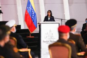 Delcy Rodríguez: No recocemos la impresentable decisión de la CIJ