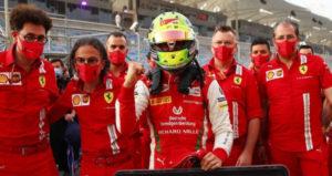 Otro Schumacher hace historia: Mick ganó la Formula 2