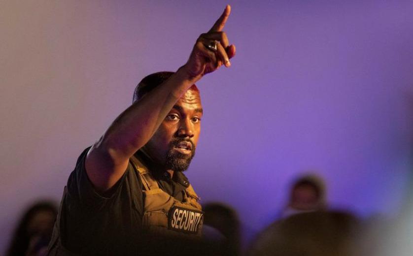 Luego de su candidatura presidencial: Kanye West lanzó nuevo disco