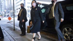 Directora financiera de Huawei negocia con EEUU cierre de su proceso judicial