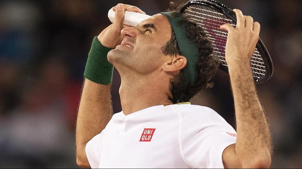 Federer se perderá el Abierto de Australia