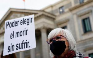 La eutanasia podría ser aprobada en España