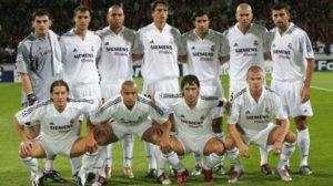 Casillas sobre el Real Madrid de los 'galácticos': No aspiramos a nada en tres años