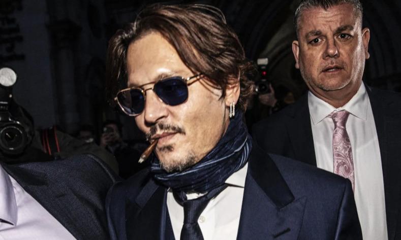 Netflix eliminó todas las películas de Johnny Depp