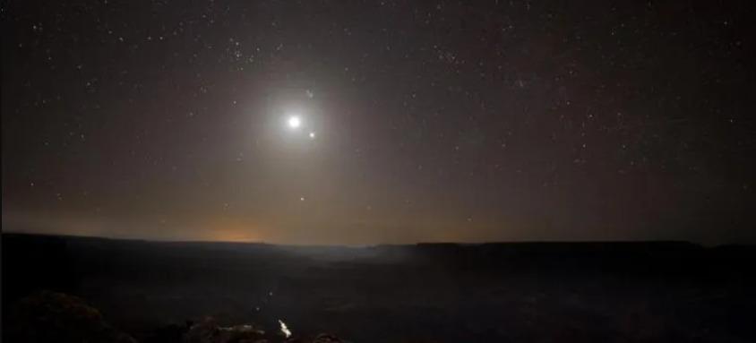 """La """"Estrella de Belén"""", el fenómenos que ocurre cada 800 años"""