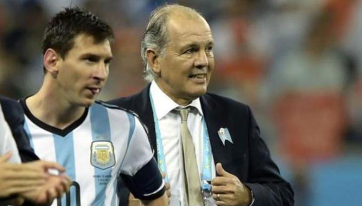 El sentido mensaje de Messi a Alejandro Sabella