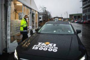 Suecia-Taxis