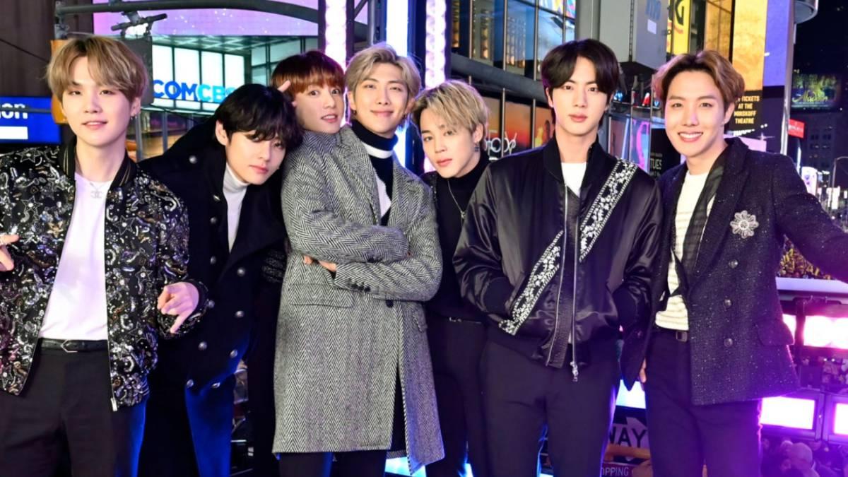 BTS - Corea