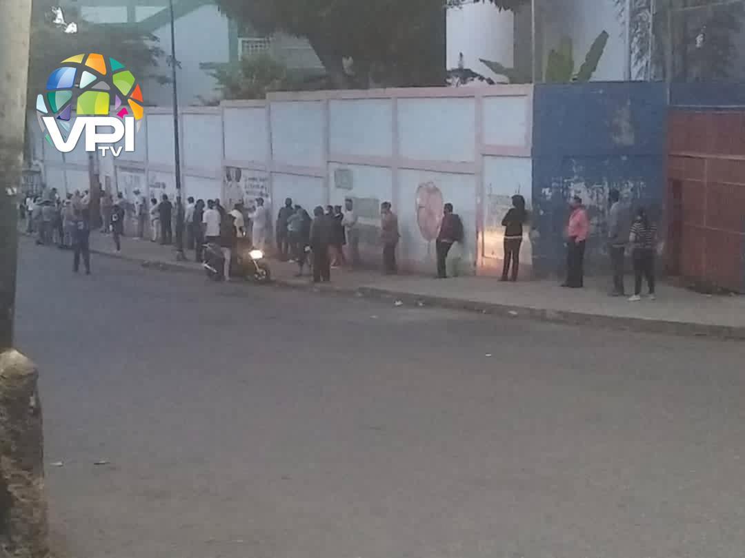 centros de votación