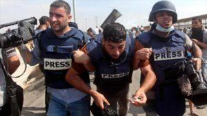 prensa - reporteros