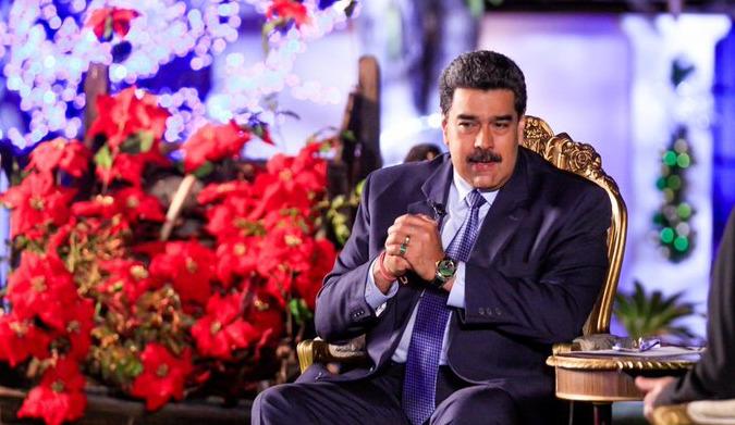 """Maduro sobre la dolarización: """"Ha funcionado como una válvula de escape"""""""