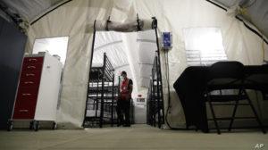 EE. UU. reabrió centro de detención para menores migrantes en Texas