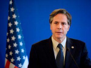 Afganistán Consejo Antony Blinken Foto AFP