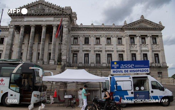 AFP | uruguay