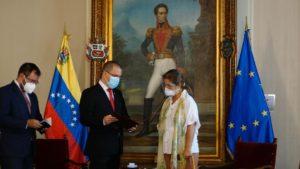Administración de Maduro expulsó a embajadora de la Unión Europea