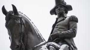 George Washington | Foto: AFP