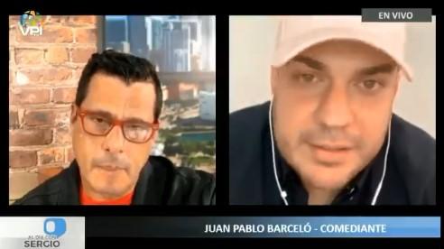 Comediante panameño rechazó actos xenofóbicos contra venezolanos