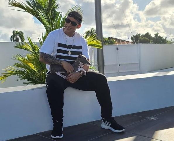 Daddy Yankee   Foto: Captura IG