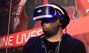 Sony PS VR   Foto: AFP