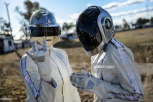Daft Punk | Foto: AFP
