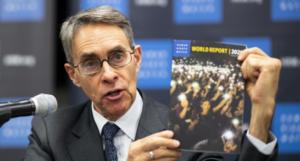 Director ejecutivo de la ONG Human Rights Watch (HRW), Kenneth Roth