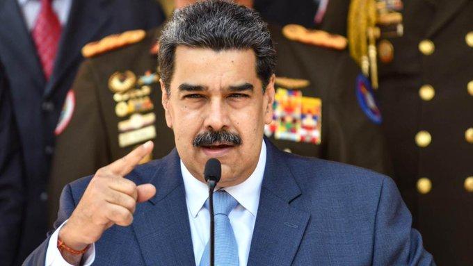 Nicolás Maduro anunció vacunación de la covid-19