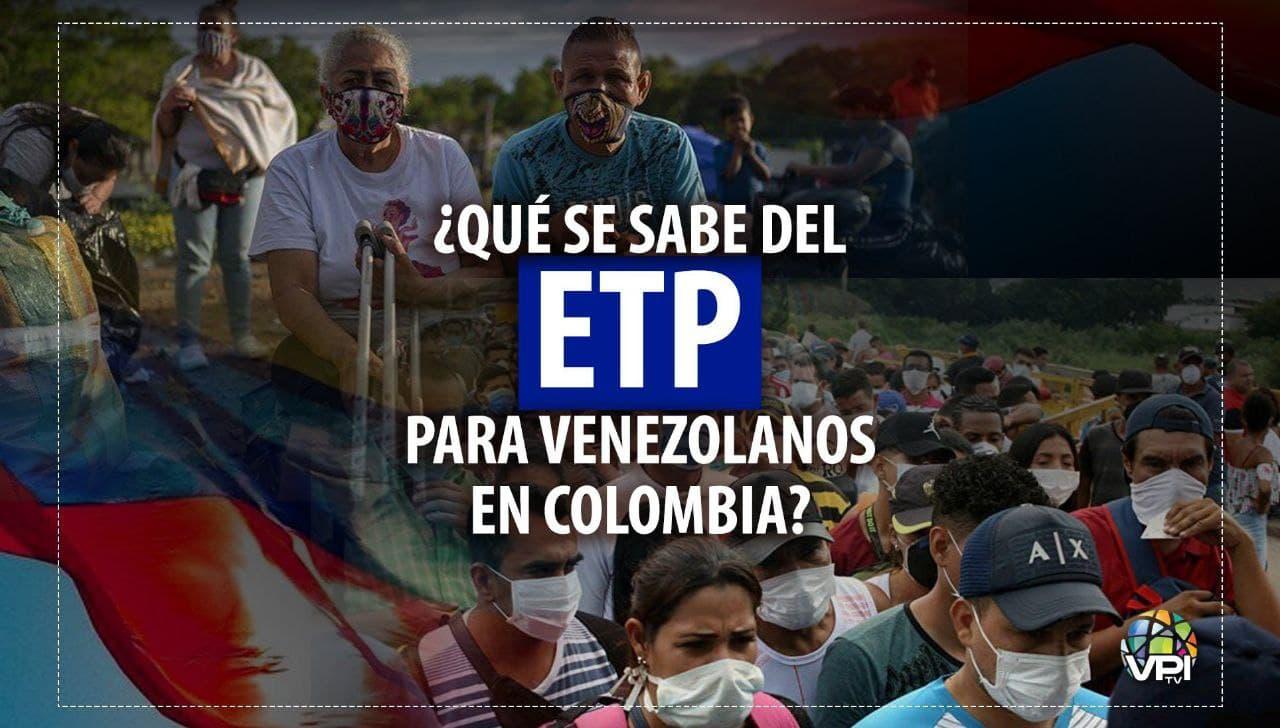 Estatuto Temporal de Protección para venezolanos en Colombia: ¿Qué es y cuál es su alcance?