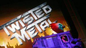 twisted metal Foto: AFP