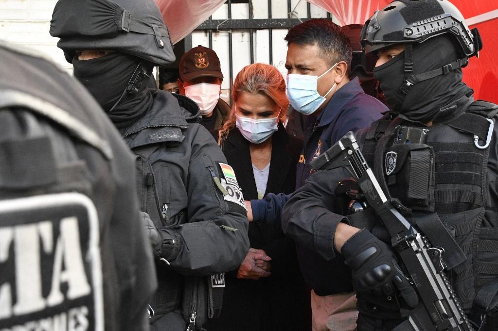 Bolivia Protestas Foto AFP