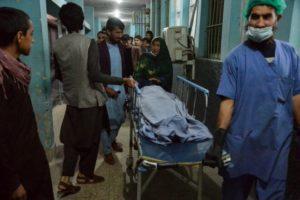 Tres mujeres fallecieron tiroteadas en Afganistán - AFP
