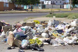 Servicio de aseo urbano en Punto Fijo afectado por escasez de gasoil