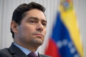 Carlos Vecchio   Foto: AFP