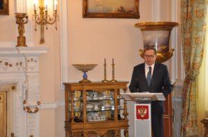 Gobierno de Vladimir Putin acusó a Reino Unido de violar el tratado de no proliferación nuclear | Foto: @RussianEmbassy